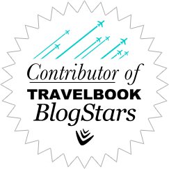 Travel Book Blog Stars
